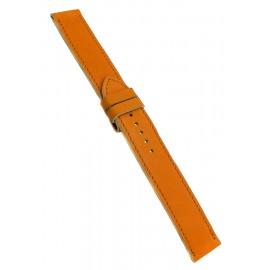 Кожаный ремешок ручной работы для часов 18 мм Remen M011-18