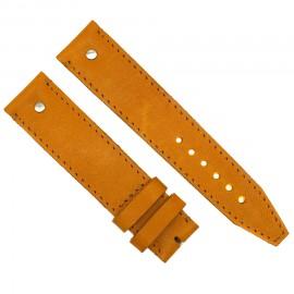 Кожаный ремешок ручной работы для часов 20 мм Remen M014-20