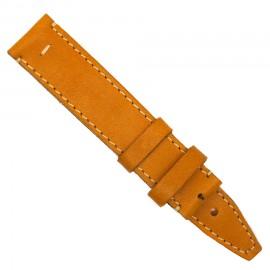 Кожаный ремешок ручной работы для часов 20 мм Remen M015-20