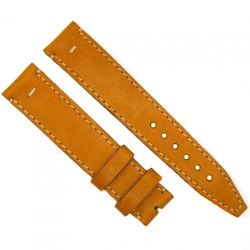 Кожаный ремешок ручной работы для часов 18 мм Remen M015-18