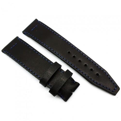 Кожаный ремешок ручной работы для часов 18 мм Remen M021-18