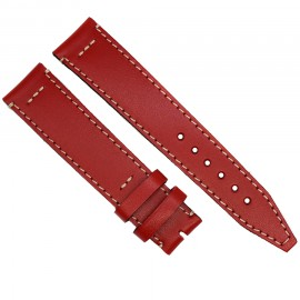 Кожаный ремешок ручной работы для часов 22 мм Remen M071-22
