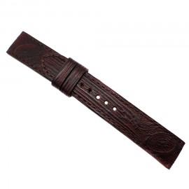 Авторский кожаный ремешок ручной работы для часов 22 мм Remen M085-22