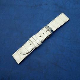 Кожаный ремешок ручной работы для часов 22 мм M135-22