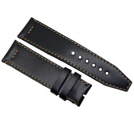 Кожаный ремешок ручной работы для часов 24 мм Remen M026-24