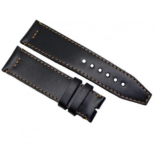 Кожаный ремешок ручной работы для часов 18 мм Remen M026-18