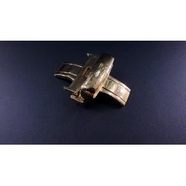 Механическая застежка-бабочка для часов ZW005