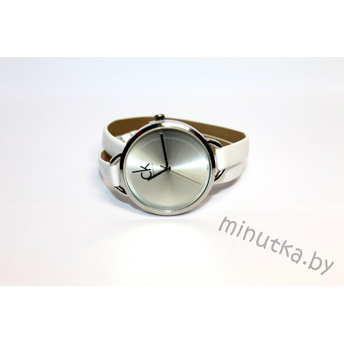 Часы с двойным ремнем Calvin Klein CWD004