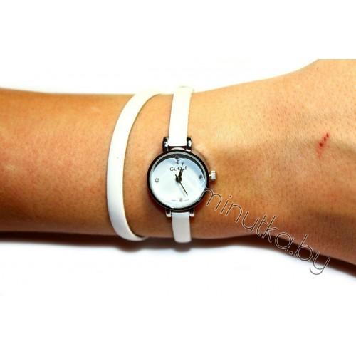 Часы с двойным ремнем GUCCI CWD104